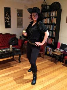 Puss N Boots Halloween Costume