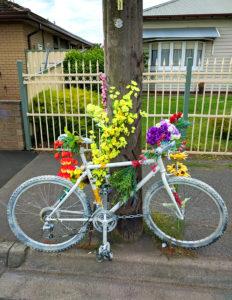Cyclist Death Barkly Street bicycle