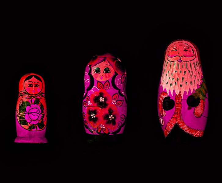 Family of Russian Dolls